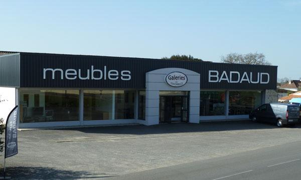 Meubles Badaud Challans Nantes Noirmoutier Vendee 85 Loire Atlantique 44